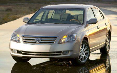 Toyota Avalon. Фото Toyota