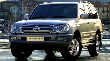 Toyota Land Cruiser. Фото Toyota