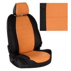 Черный+Оранжевый / Артикул №014