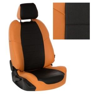 Оранжевый+Черный / Артикул №015