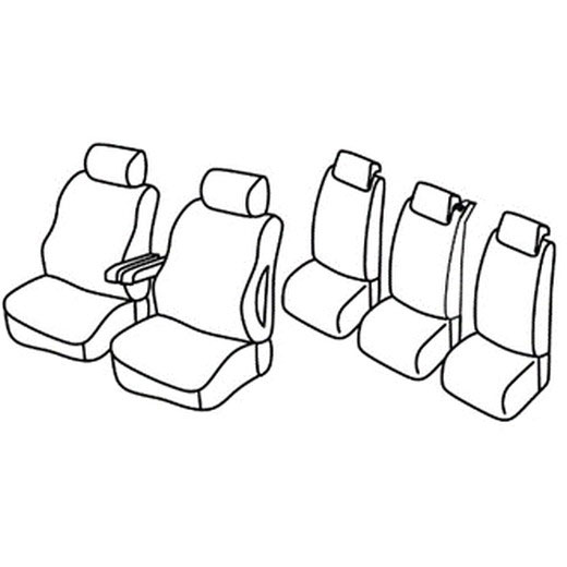 Avtoprevleka po meri za Citroën/ Lancia/ Fiat/ Peugeot C8