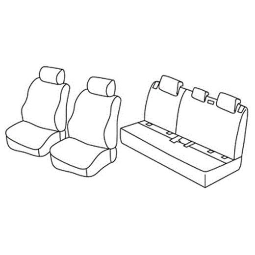 Avtoprevleka po meri za Hyundai i20 2012 (2015+) 5 vrat