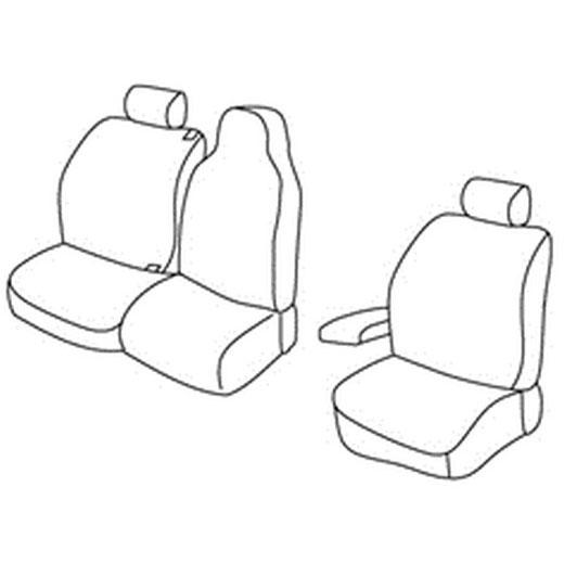 Avtoprevleka po meri za Renault/ Opel Trafic/Vivaro (2014