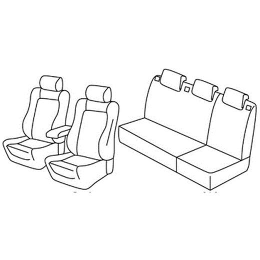 Avtoprevleka po meri za Seat Ibiza FR redesign (2015+) 5