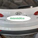 Hyundai Santa Fe 2009 г. Замена демпфера эл. усилителя руля.