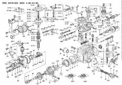ремонт тнвд мазда мпв двигатель wl
