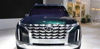 Hyundai создаст гигантский внедорожник – конкурента «Лэнд Крузеру»