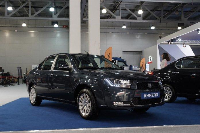 В России появилась новая марка — «Хазар» из Азербайджана