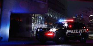 Новый Ford Explorer стал самым быстрым полицейским перехватчиком