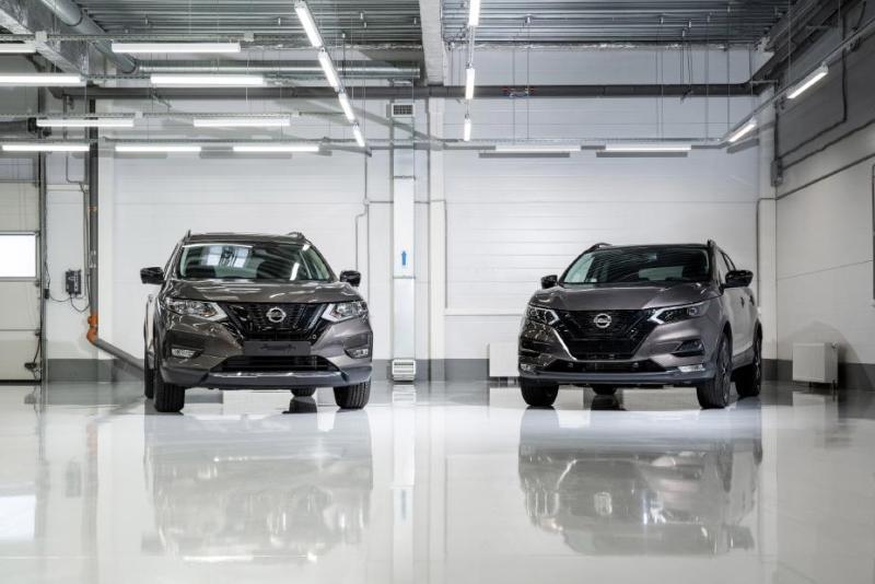 Nissan объявляет о старте продаж Qashqai и X-Trail в спецверсиях N-Design