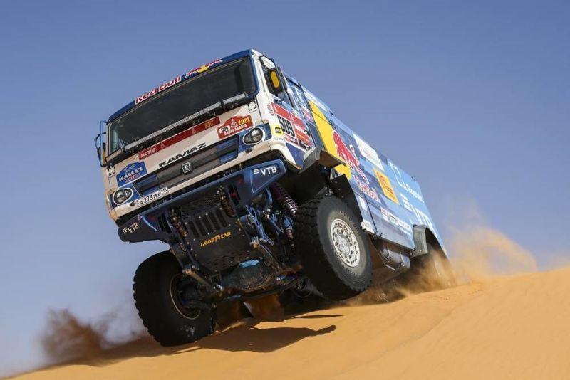 Гонщики «КамАЗа» в 18-й раз выиграли ралли-марафон «Дакар»