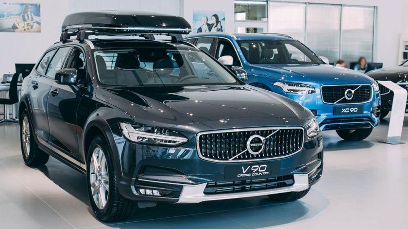 Все Volvo снова подорожали: новые цены