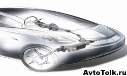 Гидроусилитель руля (или ГУР) в системе рулевого управления