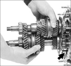 МКПП или механическая коробка переключения передач - описание устройства и принципа действия