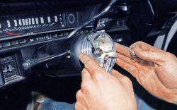 Рулевая колонка в системе управления автомобилем
