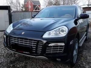 Срочный выкуп Porsche