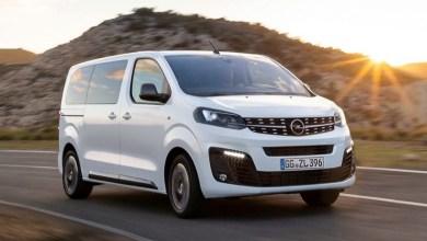 Photo of Семейство минивэнов Groupe PSA пополнил Opel Zafira Life