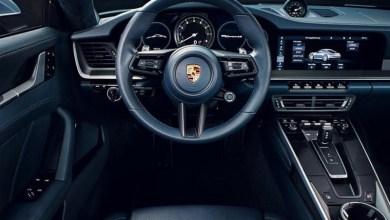 Photo of Porsche демонстрирует особенности интерьера нового 911-го