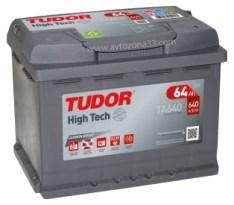 TUDOR High Tech 64Ah 640A R+ TA640