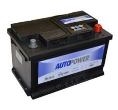 AUTOPOWER 72Ah 680A R+ A72-LB3
