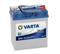 VARTA 40Ah 330A BLUE Dynamic R+ A14
