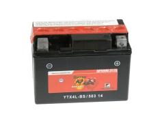 Banner Bike Bull AGM YTX4L-BS 3Ah 40A 12V 503 14