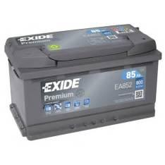 Exide Premium 85Ah 800A R+ EA852
