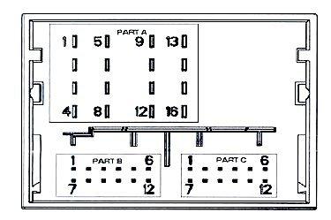 Схемы автомагнитол и способы подключения