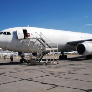 Finova A300B4 MSN 0235