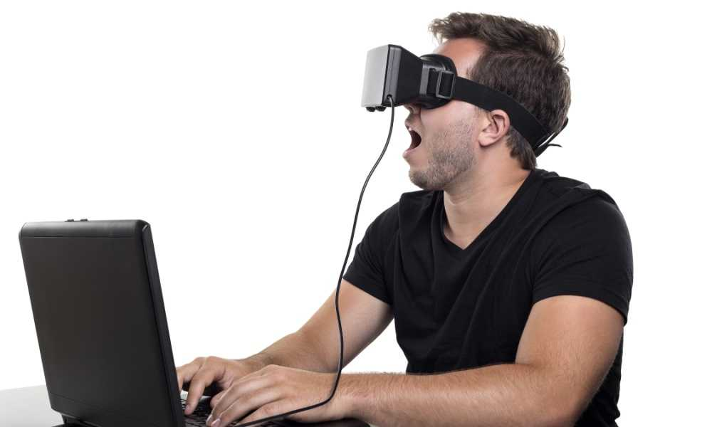 Personal Computer (PC) Virtual Reality (VR) System