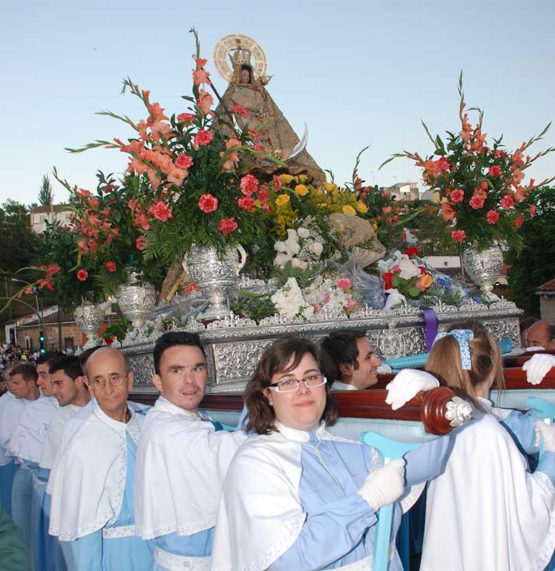 La Virgen de la Montaña, a por el Interés Turístico Regional