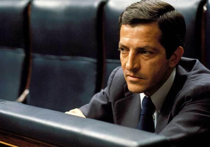 El-expresidente-del-Gobierno-Adolfo-Suarez-