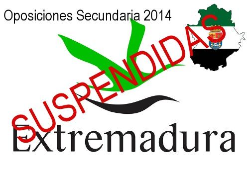 oposiciones-secundaria-extremadura-2014