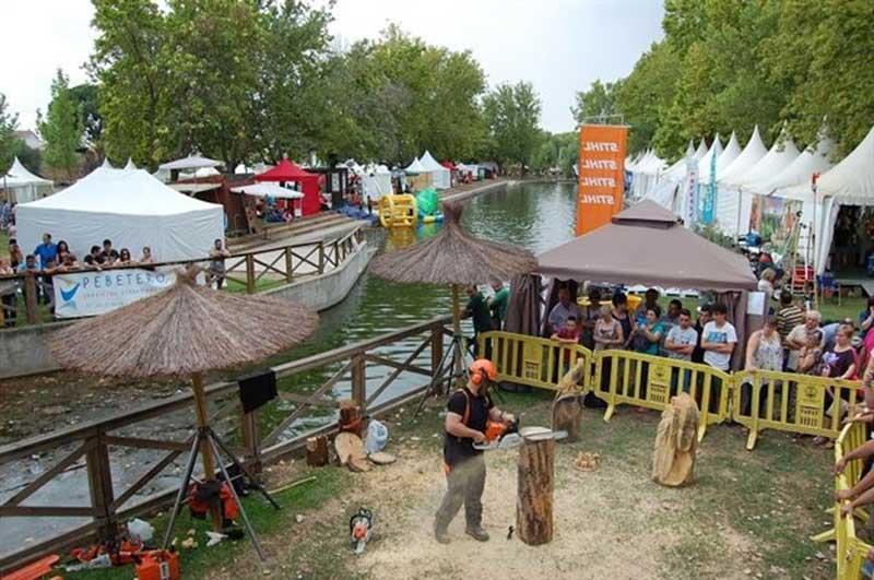 La Feria Rayana hispano-lusa se desplaza a Idanha-a-Nova con 200 expositores
