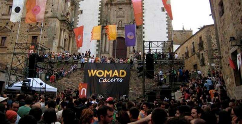 El Festival WOMAD Cáceres 2017 ya tiene fecha