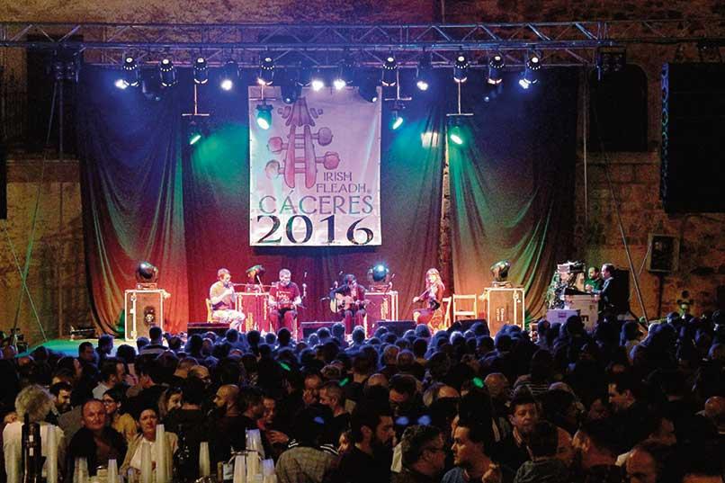 El Festival Irish Fleadh alcanza su decimocuarta edición con un día más de programación
