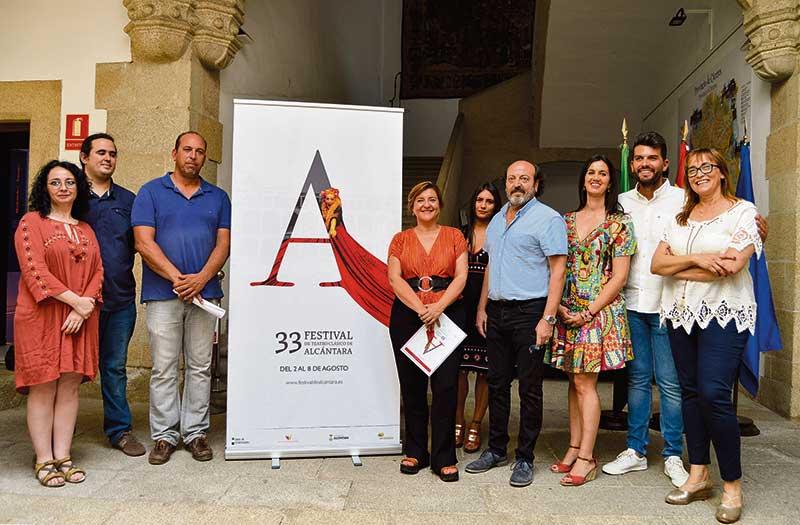 Ron Lalá, El Brujo y las actrices gitanas de 'El Vacie', estrellas de la programación del Festival de Alcántara