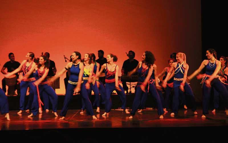 Cáceres acoge, por primera vez, 'África en Danza'