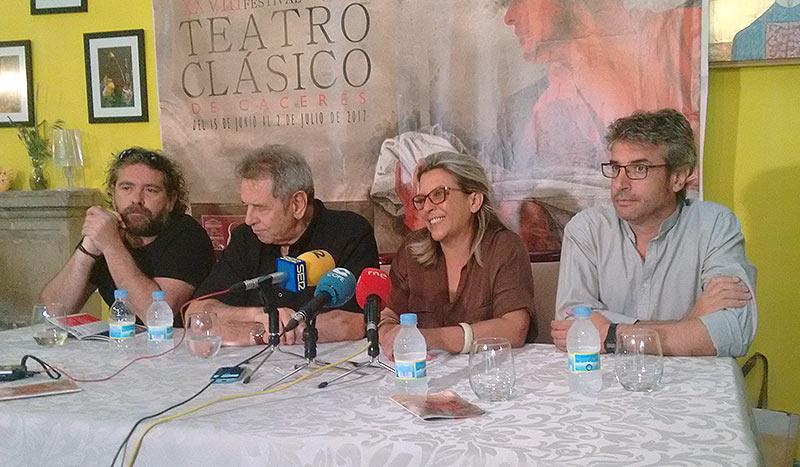 'El cerco de Numancia' abre la última semana del Festival de Teatro Clásico