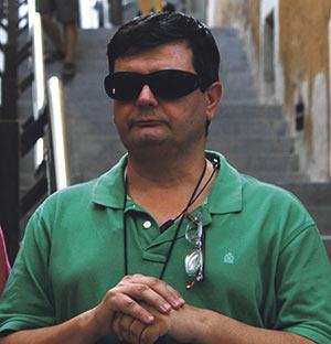 Juan Carlos Caso. Agrupación Vecinal de Cáceres
