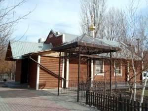 Храм Мученика Трифона. Фото мое © 2011