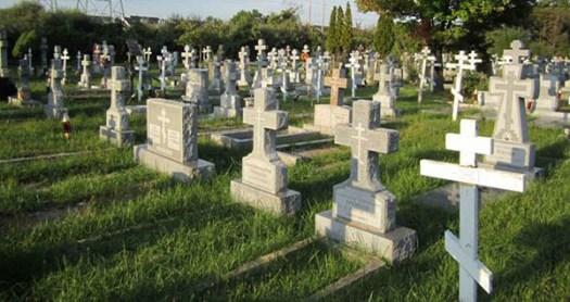 Православный и кладбище