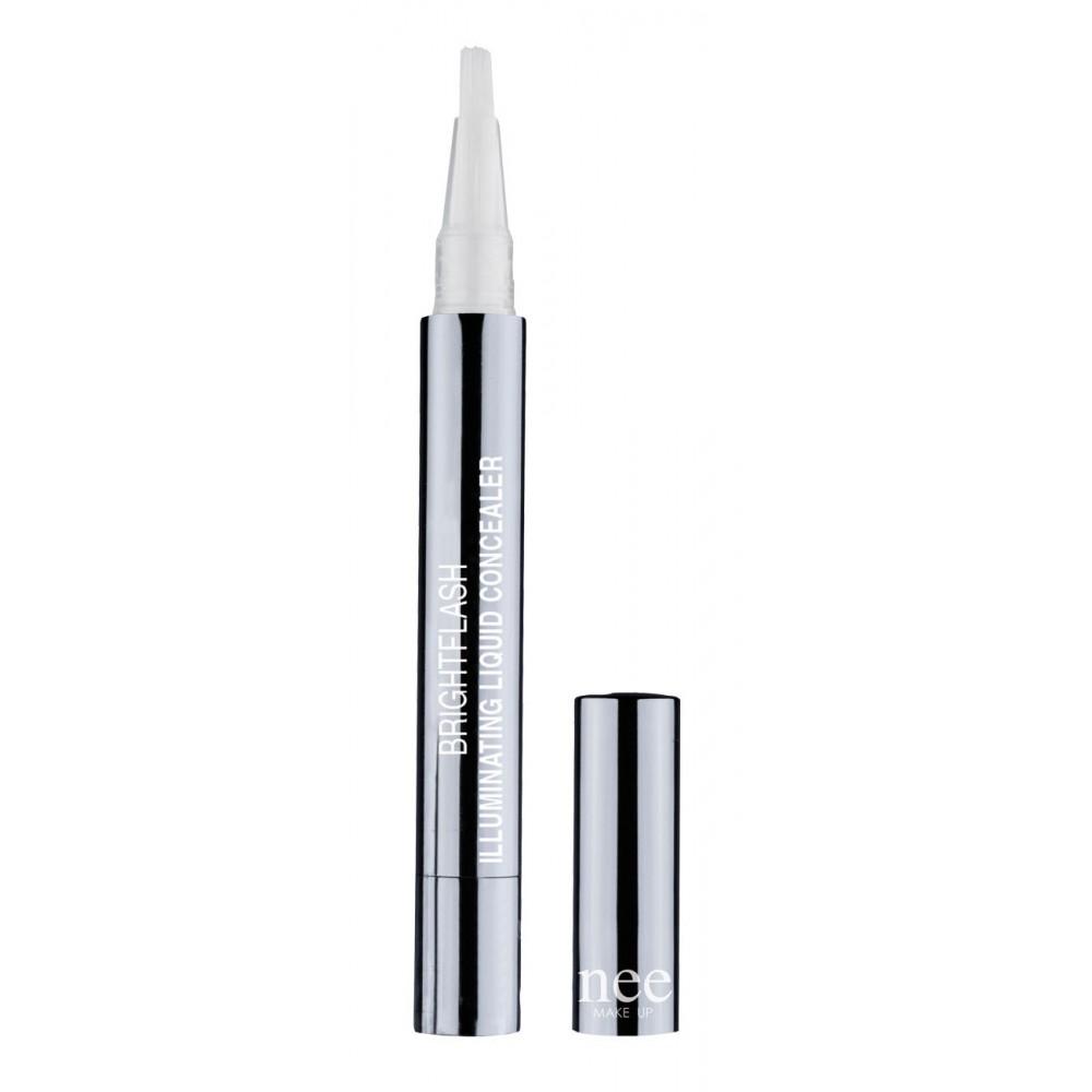 Nee Make Up - Milano - Brightflash Illuminating Liquid Concealer - Concealers - Face - Professional Make Up - Avvenice