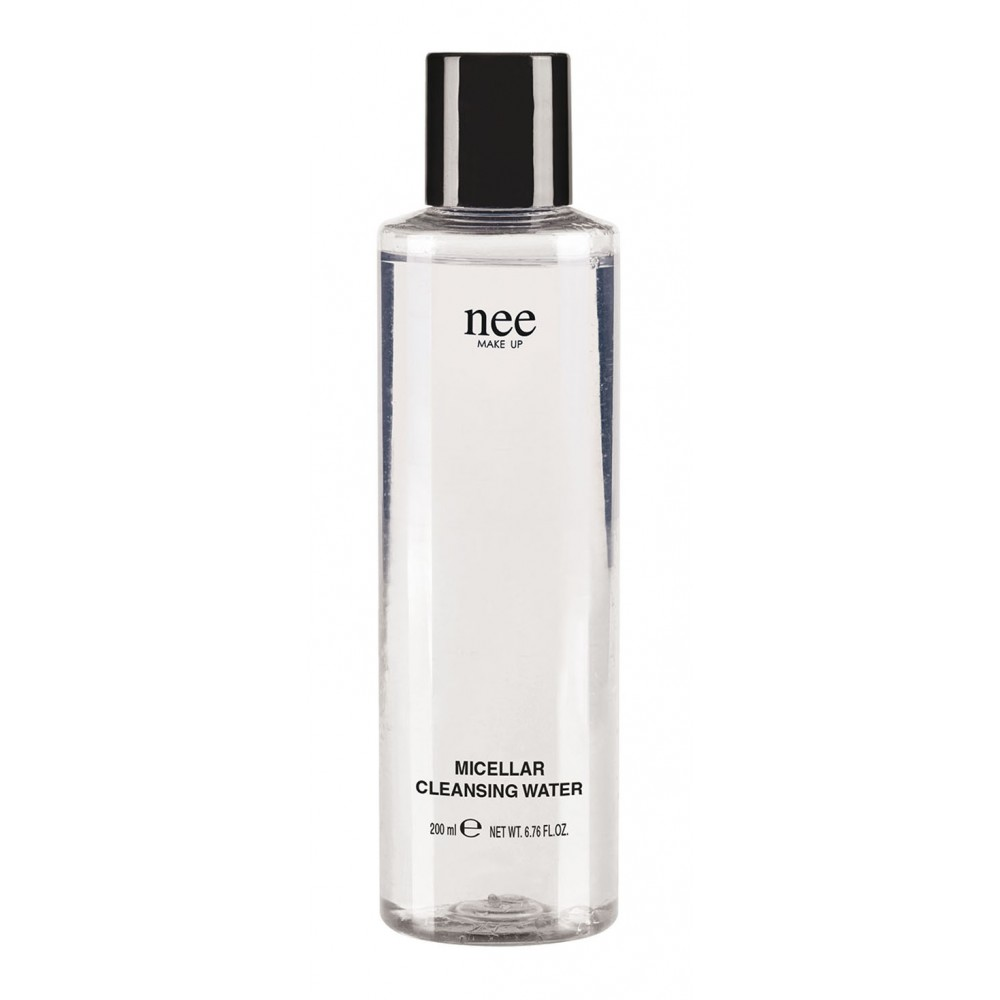 Nee Make Up - Milano - Micellar Cleansing Water - Cleansing and Fasteners - Face - Professional Make Up - Avvenice