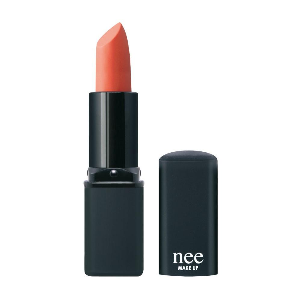 Nee Make Up - Milano - Lipstick Hydrating Camelia 110 - Transparent Lipstick - Lips - Professional Make Up - Avvenice