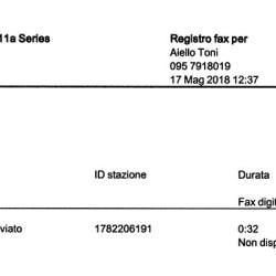 Fax avvocato Antoci