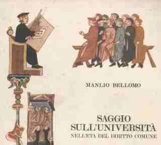 Il valore dei libri legales nell'epoca del Diritto comune: l'Avvocato Antoci legge il prof. Bellomo