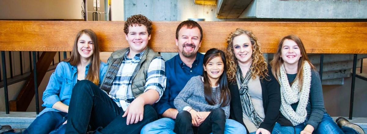 Mark Hall adoption | Casting Crowns Adoption
