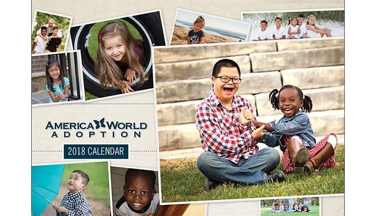 2018 Adoption Calendar Winners & Calendar Preview!