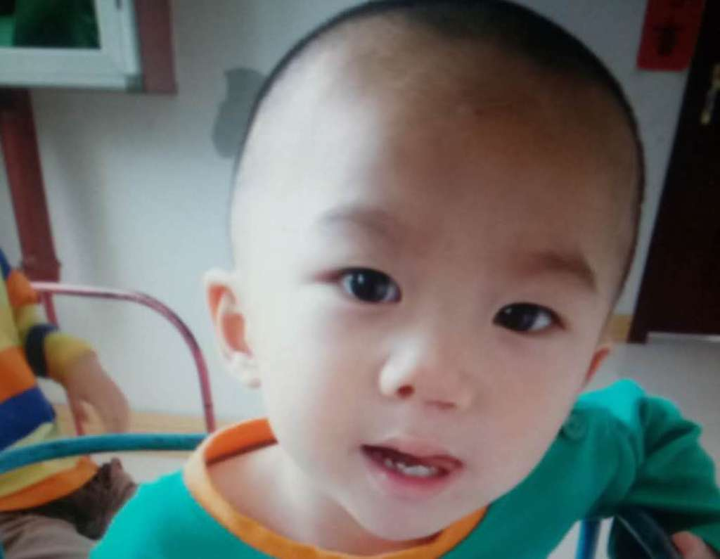 The China program is anticipating the arrival of new files! Meet little Ethan.